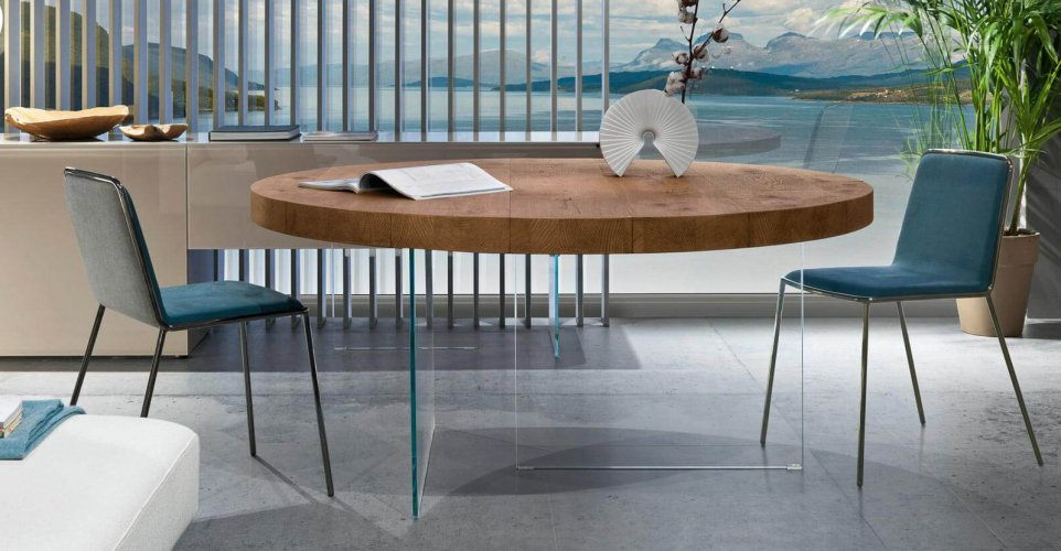 Round Air Table
