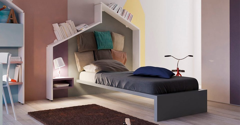 LagoLinea Bed