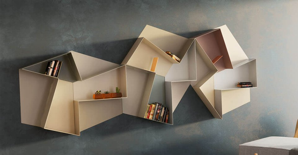 Slide Shelving