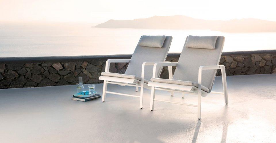 Lage Lounge Stoel.Tribu Product Armchairs Ventura Interiors