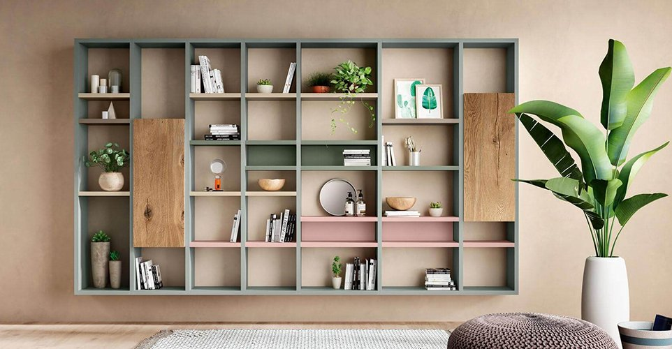 30mm Shelving