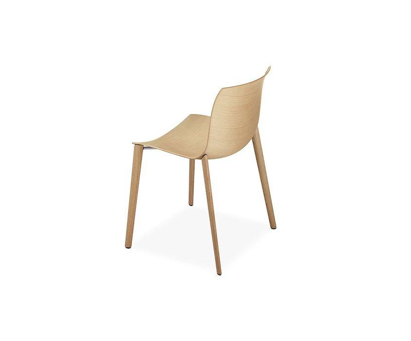 Catifa 53 – 4 wood legs